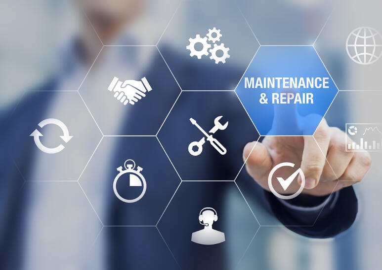 PlantStar 4.0 optimized manufacturing maintenance and repair