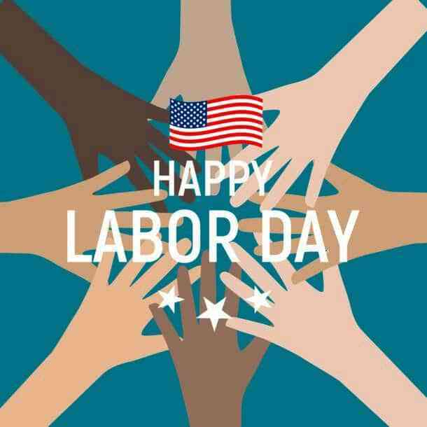Labor Day for people in mfg
