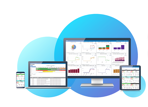 PlantStar 4.0 dashboards enable profitable decision-making